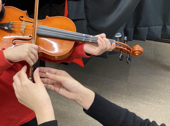 バイオリン 何歳から始める?