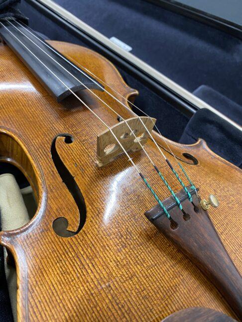 バイオリンの初期費用